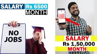 How to Earn 1,50,000 Per Month and More, How to Earn Money Online in 2019 - How To Get Job Waayslive
