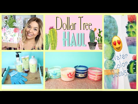 Xxx Mp4 Dollar Tree HAUL May 2018 SPRING Items And Gift Ideas 3gp Sex