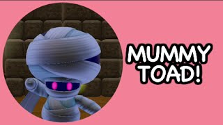 MUMMY TOAD THO! [CAPTAIN TOAD: TREASURE TRACKER] [#08]