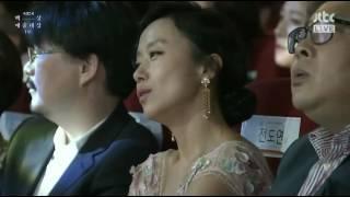 [52회 백상] 감동의 축하무대 전인권밴드&효린