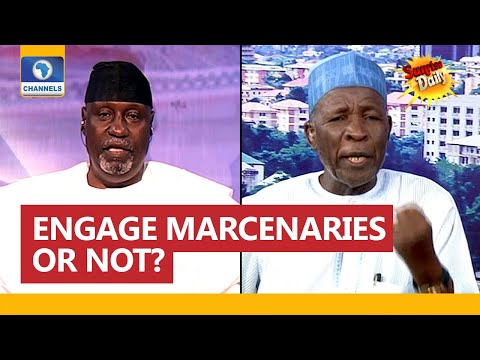 Buba Galadima Disagrees With APC Chieftain Over Use Of Mercenaries To Tackle Insurgency In Nigeria
