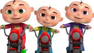 Vehicle Song | Learn Vehicles For Kids |Nursery Rhymes | Zool Babies Fun Songs | Videogyan 3d Rhymes