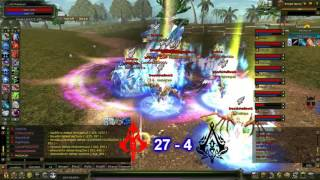DeathHallowS 8 vs 8 Invicta (Full version 36 dk.) l DESTAN l