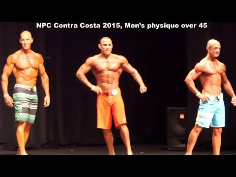 Scooby On Stage NPC Contra Costa Results 2015