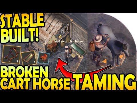 Xxx Mp4 HORSE STABLE COMPLETE HORSE TAMING Grim Soul Dark Fantasy Survival Update 1 3 Gameplay 3gp Sex