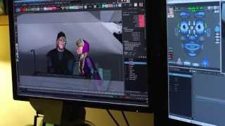 Frozen: Behind the Scenes of the Animation