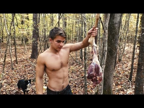 Xxx Mp4 Deer Hunting In Georgia Woods Cleaning And Cooking 3gp Sex