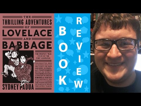 Xxx Mp4 The Thrilling Adventures Of Lovelace And Babbage Book Review 3gp Sex