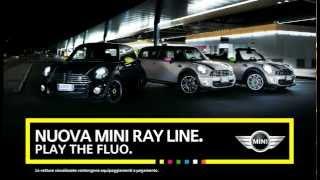 Pubblicità 2012 Nuova Mini Ray Line (play the fluo)