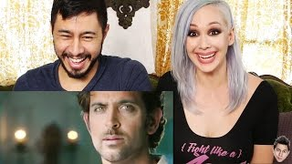 KITES trailer reaction by Jaby & Stephanie Michelle!