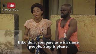 Chief Imo Comedy || Nigeria Youth are Lazy OMG: see chief imo &  maggi and judge buhari