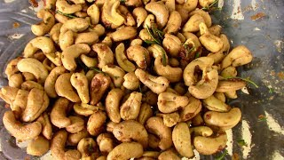Union Square's Bar Nuts, Spiced Cashews