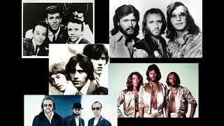 Bee Gees - A trajetória dos talentosos irmãos Gibbs