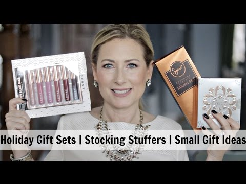 Holiday Gift Sets | Stocking Stuffers | Small Gift Ideas | MsGoldgirl