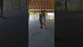 Kizomba with Nelson and Peta in Negril 21/5/17