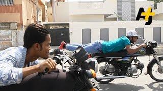 These Karachi Bikers Have No Limits