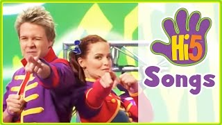 Hi-5 Songs | Making Music & More Kids Songs | Hi5 Songs for Kids Season 13
