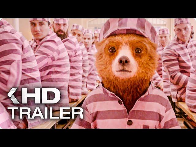 PADDINGTON 2 Clips & Trailer German Deutsch (2017)