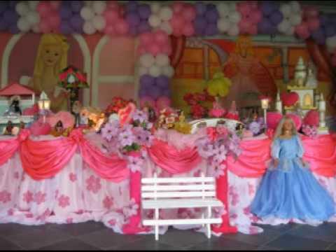 FESTA DA BARBIE EM 05 12 2009