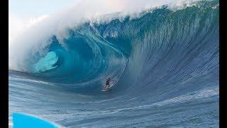 RAW Teahupoo Tahiti Code red part 2!!