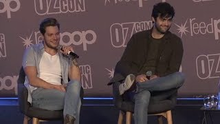 Matthew Daddario and Dominic Sherwood | Oz Comic-Con | SYDNEY 2018