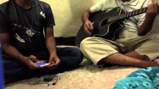 Tomake vebe lekha (acoustic cover)