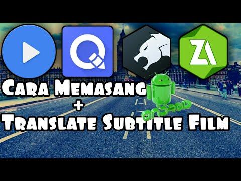 Xxx Mp4 Cara Memasang Translate Subtitle Film Di Android MX Player Pro Bahasa Indonesia 3gp Sex