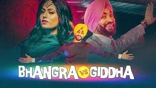 Bhangra Vs Giddha: Saini Surinder (Full Song) Dj Impact - DBI   Jassi Hardeep   Latest Punjabi Songs