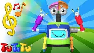 TuTiTu Toys and Songs for Children | Robot