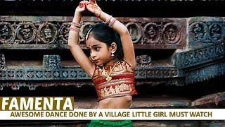 Awesome dance done by a village little girl. Must watch