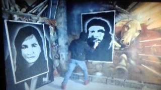 Che Guevara graffiti speed art