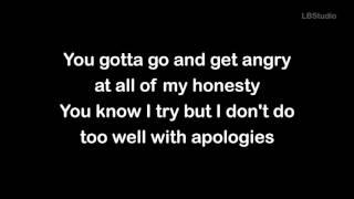 Justin Bieber - Sorry (letra)