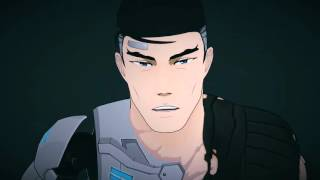 """RWBY: Volume 3 - Chapter 11 - """"Heroes and Monsters"""""""