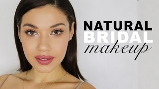 Natural Bridal Makeup | Natural Makeup for Brides & Bridesmaids | Eman