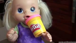 BABÁ e Baby Alive Bia Bagunça | DisneySurpresa