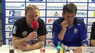 Kurios! KRIESEN-Sitzung beim THSV Eisenach? Krasse PK Verspätung nach klarem VfL Gummersbach Sieg
