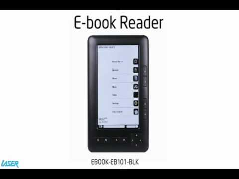 Laser EB101 E-Book Reader