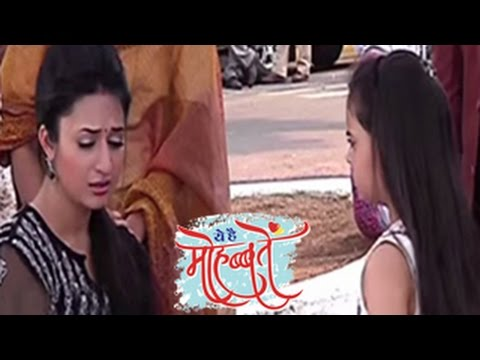 Yeh Hai Mohabbatein 30th March 2015 EPISODE | Ruhi MISBEHAVES with Ishita