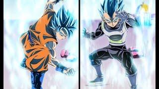 Goku vs Vegeta: A Story of Rivals [ASMV]