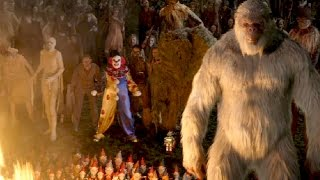 GOOSEBUMPS Movie (Sci-i Fantasy- 2015)