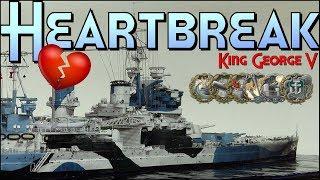 King George V - Heartbreak    World of Warships