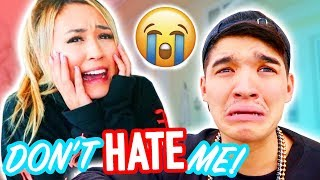 She's Gonna BREAK UP WITH ME!