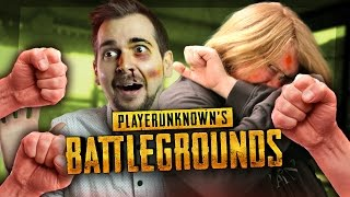 PlayerUnknown's Battlegrounds - Punched to Death!