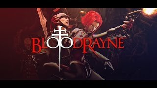 BloodRayne Game Movie (All Cutscenes) 2002