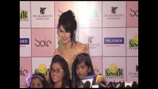 Sexy Babes Lauren Gottlieb, Iliana Dcruz, Tara Sharma & More Walk The Ramp With Kids