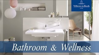 Bathroom furniture - Collection JUST | Villeroy & Boch