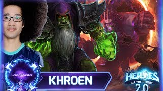 Heroes Of The Storm 2.0: GFE  [Grand Master] Gul'Dan | Infernal Shrines