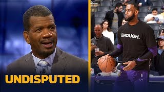 Rob Parker reacts to LeBron saying he almost