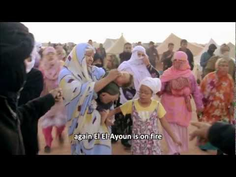 Gdeim Izik The Sahrawi Resistance Camp English HD Western Sahara