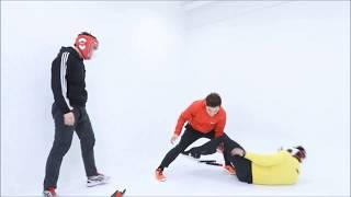 Nunchaku wave movement  - DK Yoo